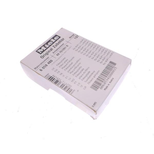 Miele Filterplatten FP20 für AUF1 und AUF2 Thermod