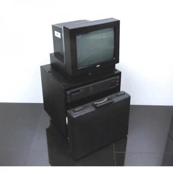 Dental Scout Videokamera mit TV und Farbdrucker