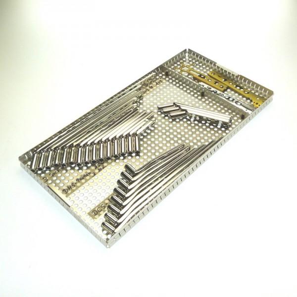 Synthes Swiss DHS DSC Platten Set 29 Stück