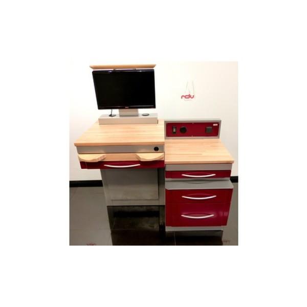 Aries CAD-CAM Laborzeile Einzelplatz AUSSTELLER