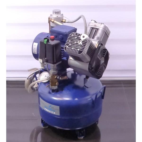 Dürr Dental Kompressor Typ 5211 mit Trockenpatrone