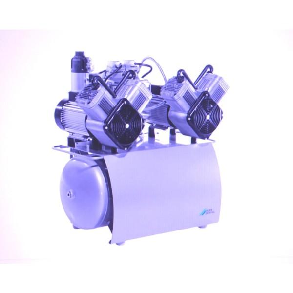 Dürr Dental Duo Tandem Kompressor 4252-54