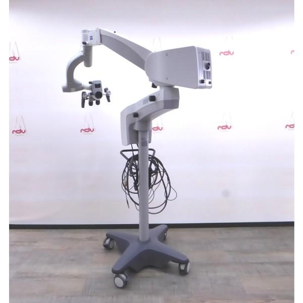 Carl Zeiss OPMI PROergo Mikroskop S7 Stativ