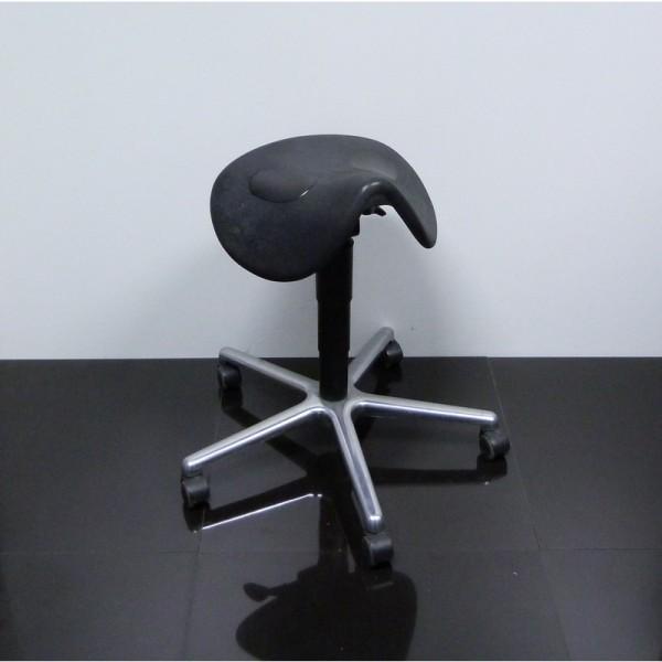 Labkoo Sattelstitz Arztstuhl Farbe Schwarz Stuhl
